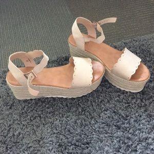 397cfb10899 Dolce Vita Shoes - AMS Platform Espadrille Sandals
